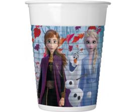 Disney Frozen 2 bekertjes 8 st.