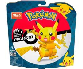 Pokémon Pikachu Mega Construx 211-delig