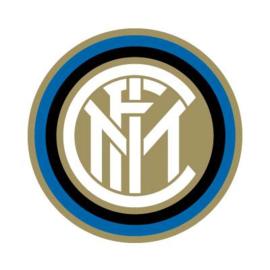 Inter Milan taart en cupcake decoratie