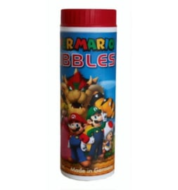 Super Mario Bros bellenblaas rood 70 ml.