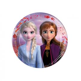 Disney Frozen 2 gebakbordjes ø 16 cm.