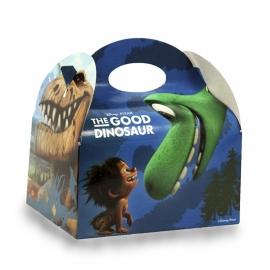 Disney The Good Dinosaur traktatie doosje 16 x 16 x 10,5 cm.