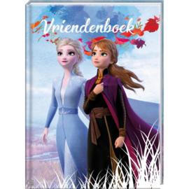 Disney Frozen 2 vriendenboek
