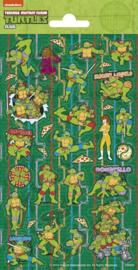 Ninja Turtles stickers