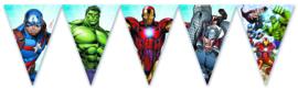 Mighty Avengers vlaggenlijn 2,3 mtr.
