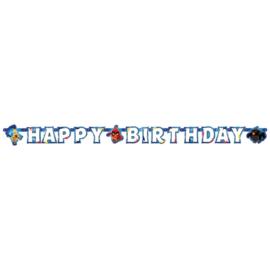 Angry Birds slinger happy birthday 1,78 mtr.
