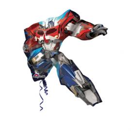 Transformers Optimus Prime folieballon XL 81 x 88 cm.