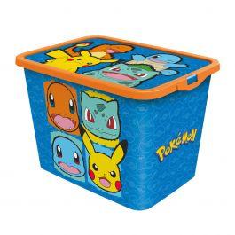 Pokémon opbergbox 28 x 27 x 38 cm.