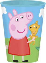 Peppa Pig drinkbeker 260 ml.