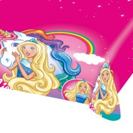 Barbie tafelkleed Dreamtopia 180 x 120 cm.