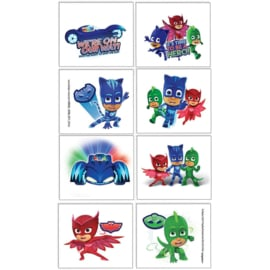 PJ Masks tattoos