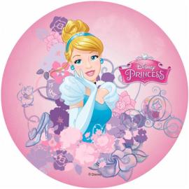 Disney Assepoester taart en cupcake decoratie