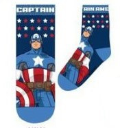 Avengers Captain America sokken mt. 23-26