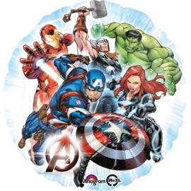 Avengers folieballon ø 43 cm.