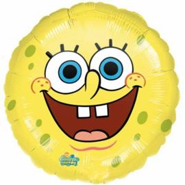 Sponge Bob folieballon ø 43 cm.