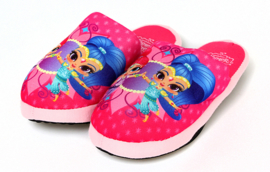 Shimmer and Shine pantoffels fuchsia mt. 29-30