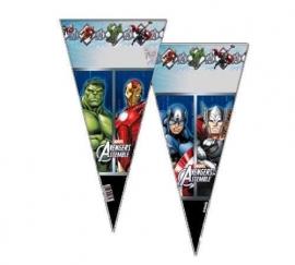 Avengers Assemble snoep puntzak 20 x 40 cm. 10 st.
