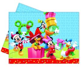 Disney Mickey Christmas tafelkleed 120 x 180 cm.