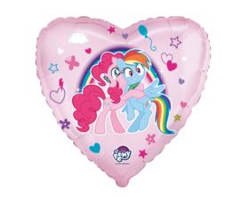 My Little Pony hart folieballon Hug 45 cm.