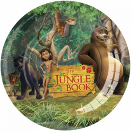 Disney Jungle Book taart en cupcake decoratie