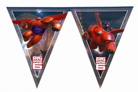 Disney Big Hero 6 vlaggenlijn
