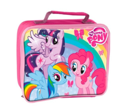 My Little Pony lunchbag 21 x 25 cm.