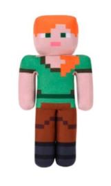 Minecraft knuffel Alex 18 x 35 cm.