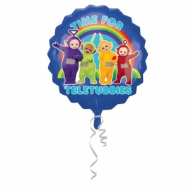 Teletubbies Time For Teletubbies folieballon XL 88 x 73 cm.