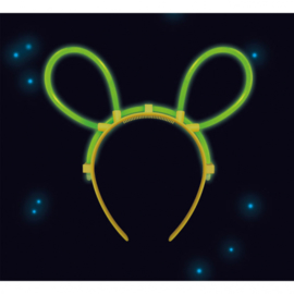 Glow Stick Mouse Tiara