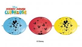 Disney Mickey Mouse knoopballonnen 3,05 mtr.