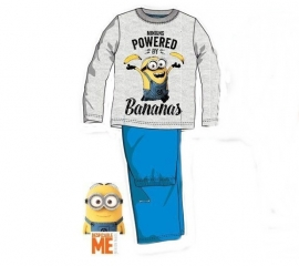 Minions pyjama Powered By Bananas mt. 94