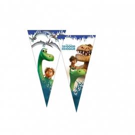 Disney The Good Dinosaur snoep puntzak 20 x 40 cm. 6 st.