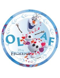 Disney Frozen 2 ouwel taart decoratie ø 14,5 cm. A