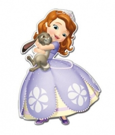 Disney Sofia the First hangdecoratieset 30 cm.