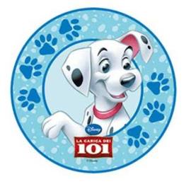 Disney 101 Dalmatiërs taart decoratie