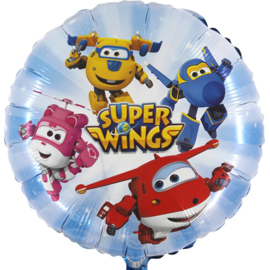 Super Wings folieballon ø 45 cm.