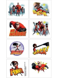 Disney The Incredibles tattoos