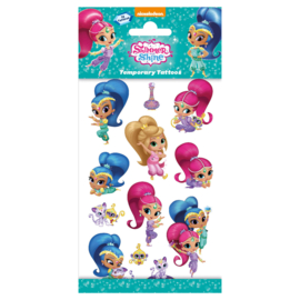 Shimmer and Shine tattoos B