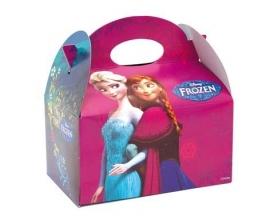 Disney Frozen traktatiedoosje 16 x 16 x 10,5 cm.