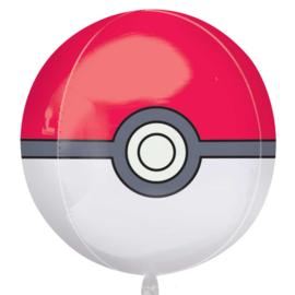 Pokemon Pokebal Orbz ballon 38 x 40 cm.