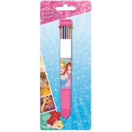 Disney Princess 10-kleuren pen