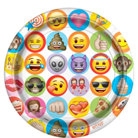 Emoji - Smiley feestartikelen