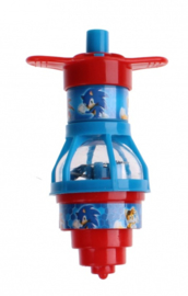 Sonic The Hedgehog light-up draaitol p/stuk