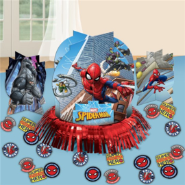 Spiderman tafeldecoratieset