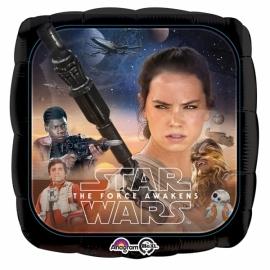 Star Wars The Force Awakens folieballon 43 cm.
