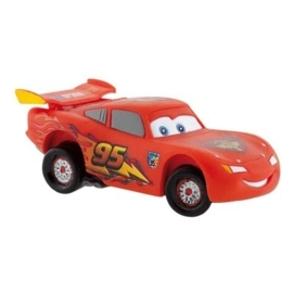 Disney Cars Lightning Mc Queen taart topper decoratie 6,9 cm.
