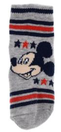 Disney Baby Mickey sokken grijs 0-6 maanden