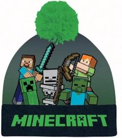 Minecraft muts Battle met pompon mt. 52