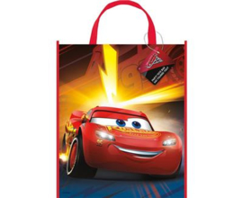 Disney Cars cadeau tasje 33 x 28 cm.