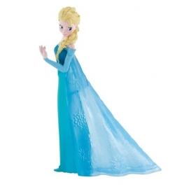 Disney Frozen Elsa taart topper decoratie 9,8 cm.